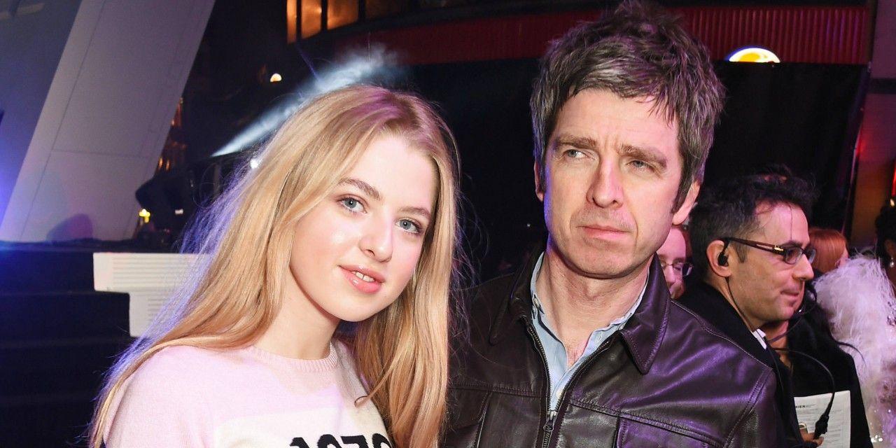 """Noel Gallagher, la figlia Anais contro i suoi genitori: """"Io non bevo"""""""