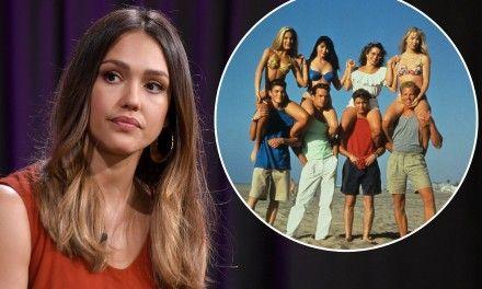 Beverly Hills 90210: Jason Priestley e Ian Ziering rispondono alle accuse di Jessica Alba