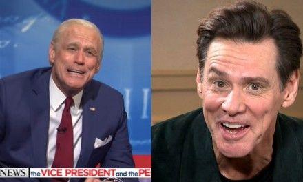 Jim Carrey, la sua imitazione di Joe Biden al Saturday Night Live poco apprezzata dai fan