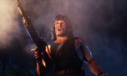 Sylvester Stallone doppierà John Rambo in Mortal Kombat 11 Ultimate