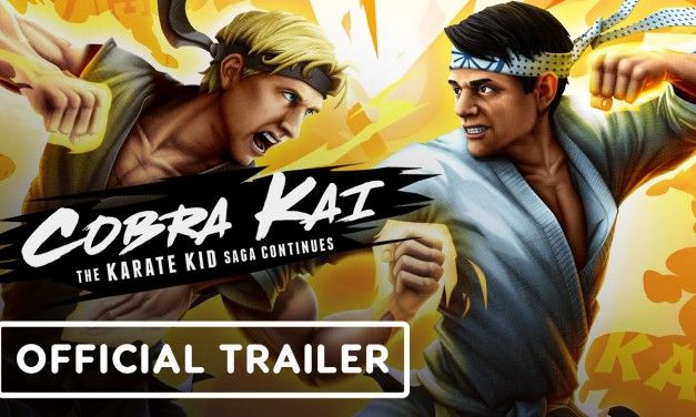 Cobra Kai: ecco il videogioco della serie di Karate Kid (Ps4, Xbox One e Switch)