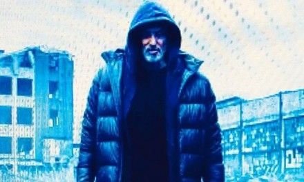 Samaritan: Stallone condivide altre foto del film