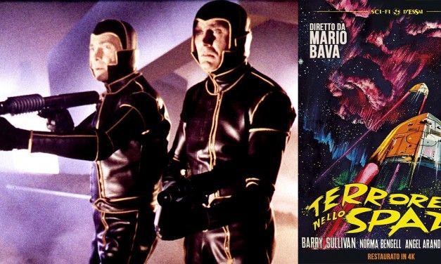 Terrore nello Spazio: il film italiano di Mario Bava che anticipò Alien