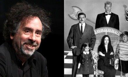 La Famiglia Addams: Tim Burton dirigerà una nuova serie TV live-action