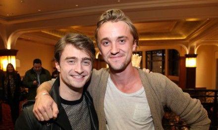 Harry Potter: Tom Felton sta organizzando una reunion per il 19° anniversario