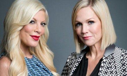 Beverly Hills 90210: Tori Spelling e Jennie Garth rispondono alle dichiarazioni di Jessica Alba