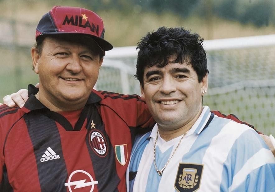 """Tifosi, Neri Parenti: """"Quando arrivava Maradona sul set tutti si animavano, gli volevano tutti bene"""""""