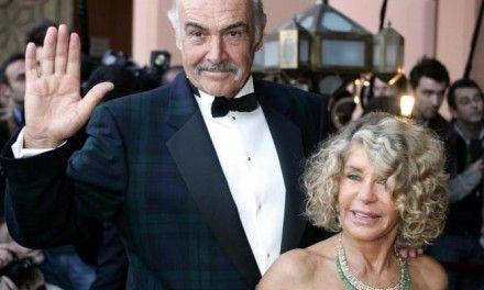 """Sean Connery, la moglie rivela: """"Soffriva di demenza senile, non era più vita per lui"""""""