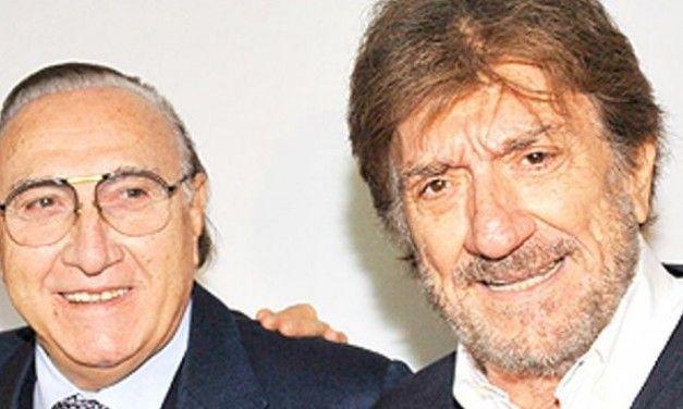 """Gigi Proietti, Pippo Baudo ricorda il suo amico scomparso: """"Di Proietti non ce ne saranno più"""""""
