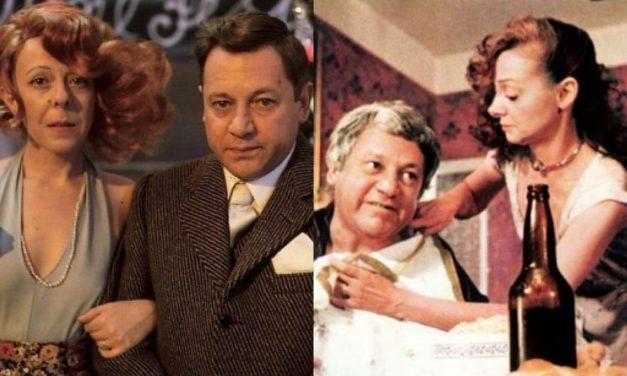 Perchè Milena Vukotic ha sostituito Liù Bosisio nel ruolo di Pina, la moglie di Fantozzi?