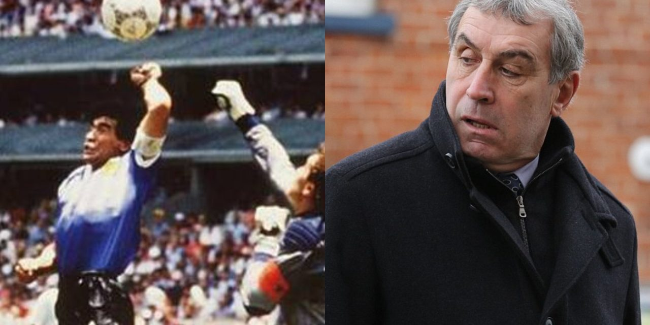 """Maradona, Shilton non perdona: """"In lui grandezza, ma non sportività"""""""