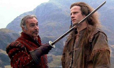 """Highlander, Lambert ricorda Connery: """"Ciao amico mio, ho amato la tua umanità e il tuo talento"""""""