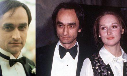 """La triste storia di John Cazale: dalla relazione con Meryl Streep a """"Il Padrino"""""""