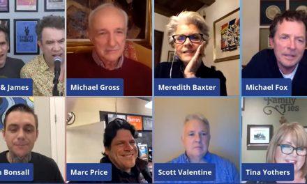 Casa Keaton: la reunion del cast [VIDEO]