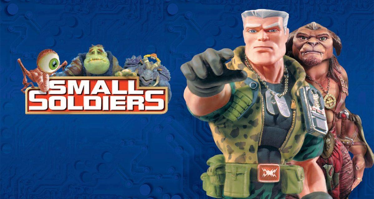 Small Soldiers: in arrivo la nuova edizione in DVD e Blu-Ray