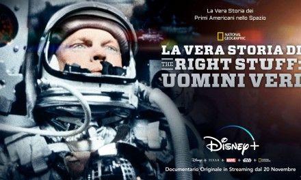 La Vera Storia di The Right Stuff: Uomini veri. Su Disney+ da venerdì 20 novembre