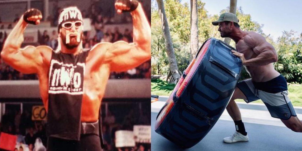 "Hulk Hogan commenta l'allenamento di Chris Hemsworth: ""È quasi pronto per interpretarmi"""