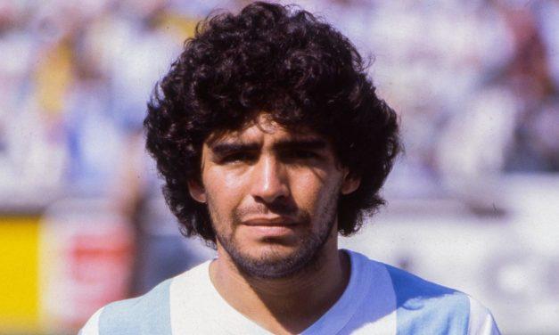 Maradona – Sogno Benedetto, il teaser trailer della serie autobriografica