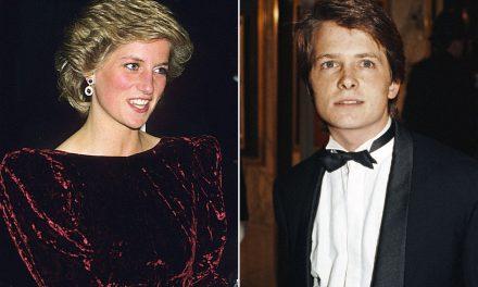 """Michael J. Fox ricorda il primo incontro con Lady Diana: """"E' stato un lungo incubo"""""""