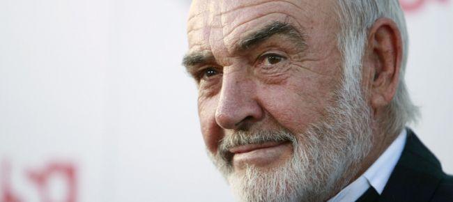 Sean Connery: rivelata la causa di morte ufficiale