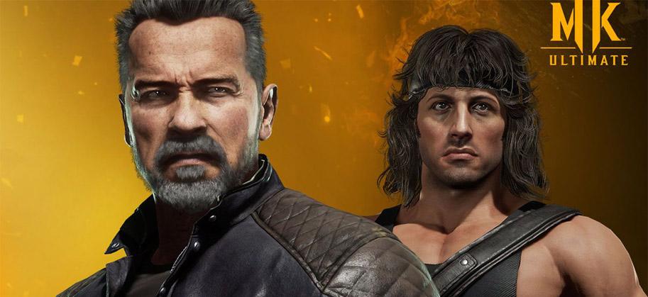 Rambo vs Terminator in un epico gameplay di Mortal Kombat 11 [VIDEO]