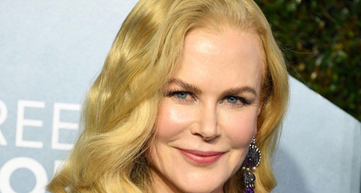 """Nicole Kidman: """"La solitudine è un'epidemia, causa tanto dolore"""""""