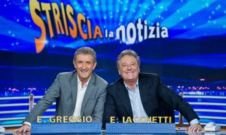 """Ezio Greggio e Enzo Iacchetti tornano a Striscia la Notizia, Greggio: """"Per noi è un ritorno alle origini"""""""