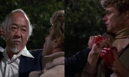 Karate Kid 2: il sangue di Kreese nella scena con Miyagi era vero e il motivo per cui il film fu ambientato in Giappone