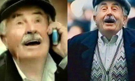 Morto Gianni, amico di Tonino Guerra, reso famoso dallo spot «L'ottimismo è il profumo della vita»