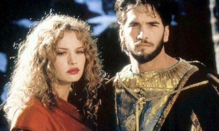 Desideria e l'anello del Drago: la miniserie fantasy del 1994 con Anna Falchi