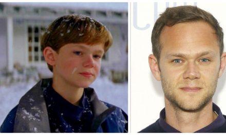 Jack Frost: che fine ha fatto Joseph Cross, l'attore che interpreta il bambino Charlie?