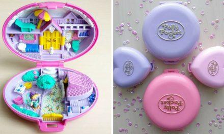 Polly Pocket: un regalo di Natale anni '90