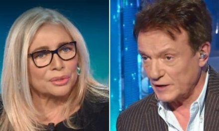 """Mara Venier a Massimo Ranieri: """"Mi dispiace non aver avuto una storia con te"""""""
