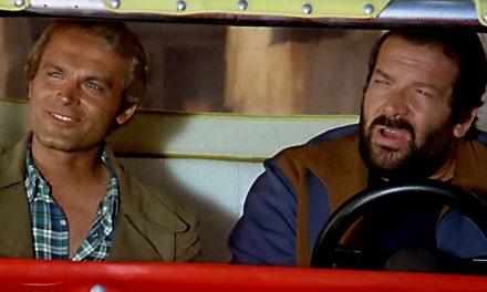 """Terence Hill: """"In Altrimenti ci Arrabbiamo uno stunt mi tirò una panca in faccia e sono finito all'ospedale"""""""