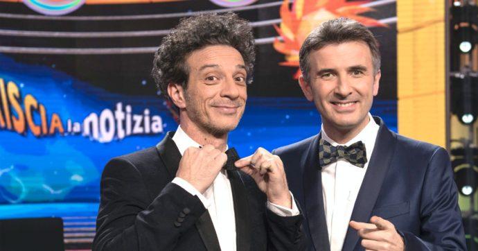 Ficarra e Picone, salutano Striscia: «Era ora di capire cosa c'è dietro l'angolo. Ricci non ha voluto vedere la puntata di saluto»