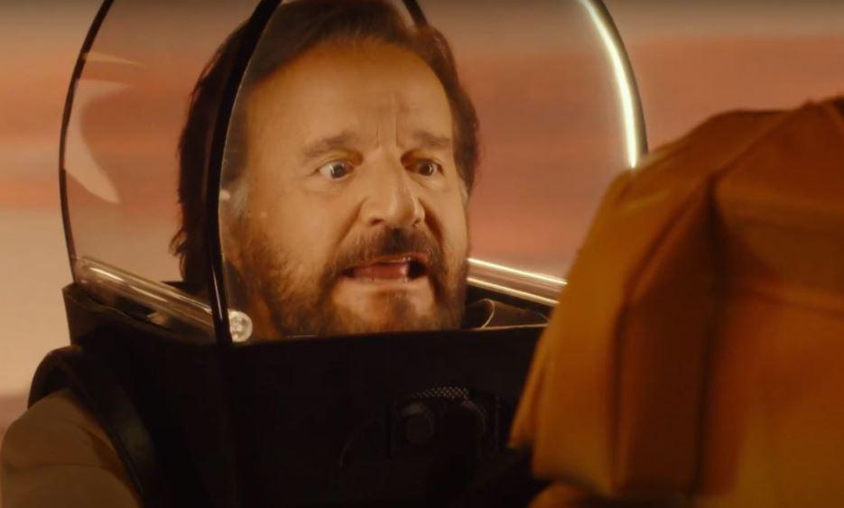 """In vacanza su Marte, Cinecittà spiega la tecnologia usata per le riprese extraterresti: """"Il futuro del fare cinema inizia qui"""""""
