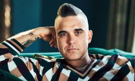 """Robbie Williams: """"Mangiare pesce due volte al giorno mi ha quasi ucciso"""""""