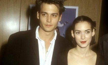 """Winona Ryder: """"Ero molto depressa e triste quando mi sono lasciata con Johnny Depp"""""""