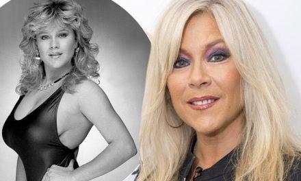 """Samantha Fox, l'icona sexy anni '80 rivela: """"Ho assicurato il mio seno per un milione di sterline"""""""