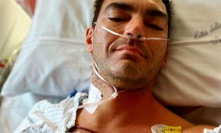"""Gabry Ponte è stato operato al cuore: """"Eccomi ragazzi, un po' provato ma felice"""""""
