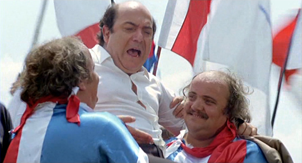 """L'allenatore nel Pallone Lino Banfi: """"Mi avete preso per un cogl…e è nato da una barzelletta"""""""