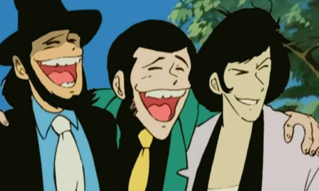 """Lupin III"": su Amazon Prime Video la saga completa!"