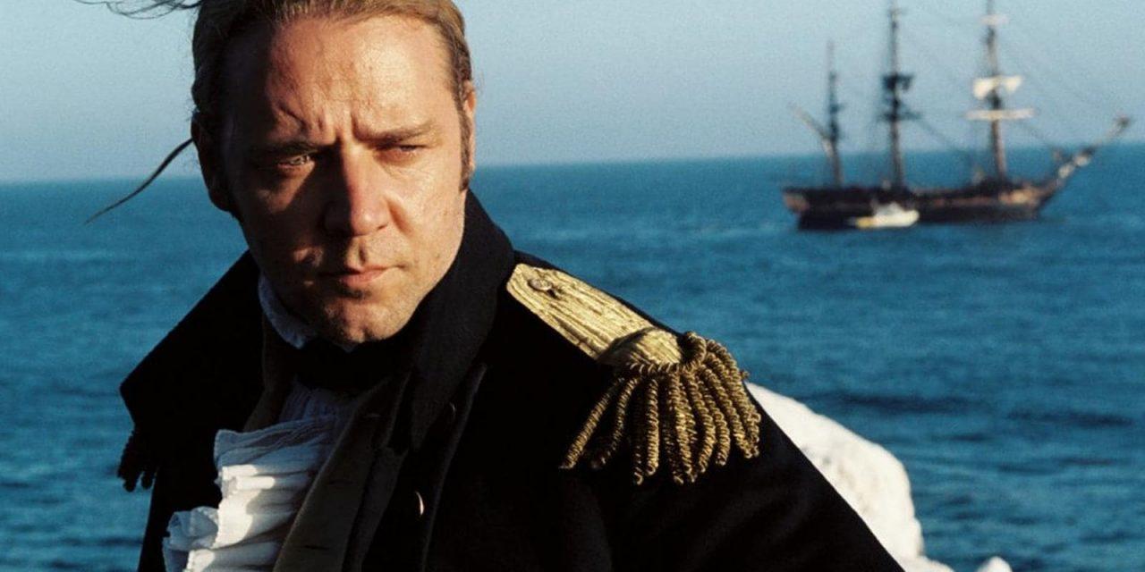 Master & Commander: Russell Crowe difende il film da chi lo accusa di essere soporifero