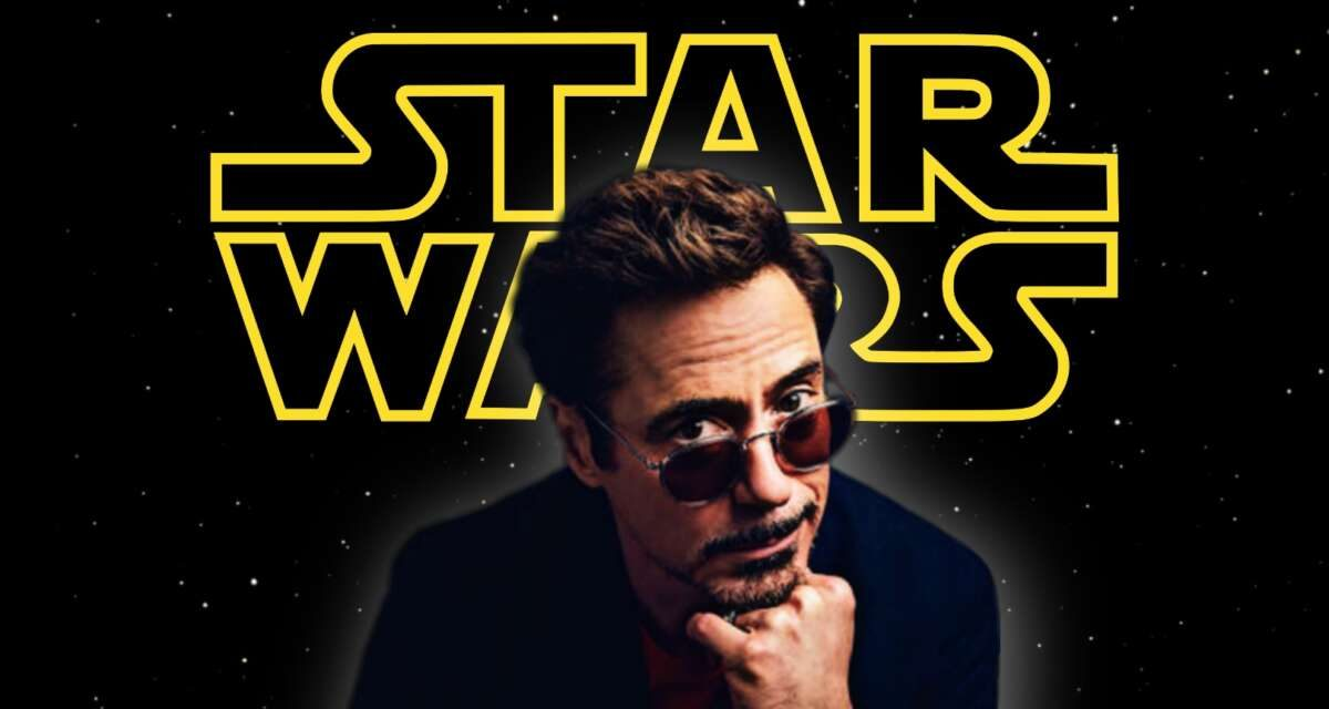 Star Wars: Robert Downey Jr. entrerà nel famoso universo?
