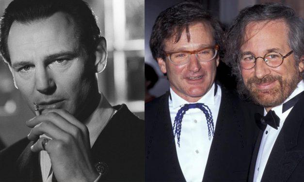 Schindler's List: quando Spielberg doveva chiamare spesso Robin Williams per rallegrarsi