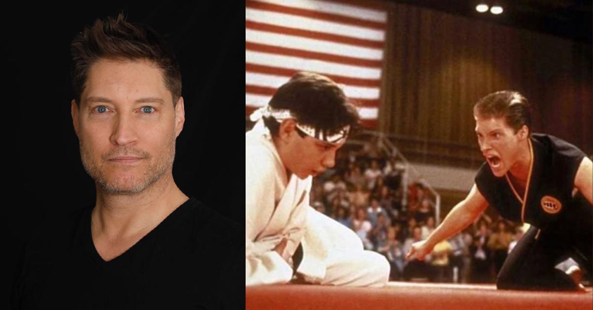 Intervista esclusiva a Sean Kanan, dagli esordi in Karate Kid III, a Beautiful e l'Emmy con Studio City