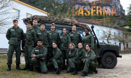 La Caserma: ventenni alle prese con la vita militare nel nuovo docu-reality