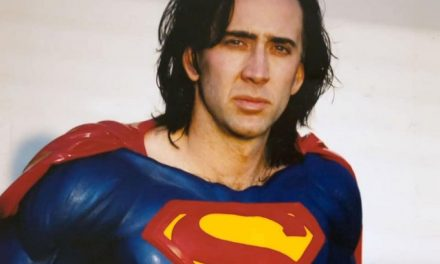 Svelata la trama del film di Superman mai realizzato con Nicolas Cage