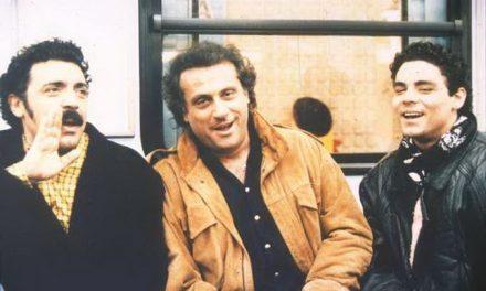 """""""Anni 90"""", Andrea Roncato: """"Amo la scena finale con Frassica quando tutta la gente scappa"""""""