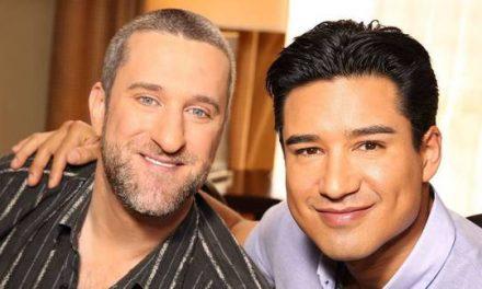 """Mario Lopez: """"Ho sentito Dustin prima che entrasse in ospedale, alcune persone pensavano che la malattia fosse uno scherzo"""""""